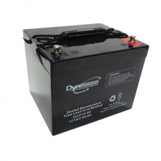 AGM BATTERY 12V 42AH/C20 36AH/C5 M6